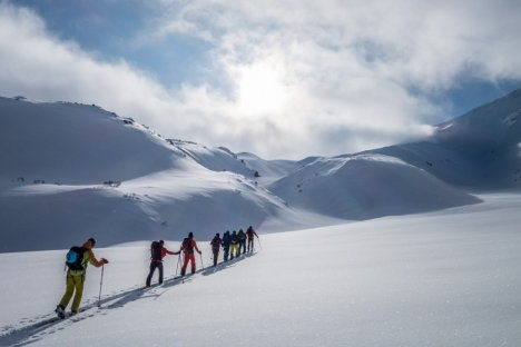 Snow Shoeing tours